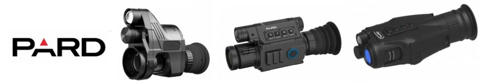 Wholesale of Pard night vision and thermal vision for Europe